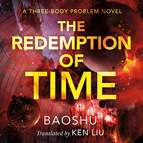 The Redemption of Time audiobook cover art