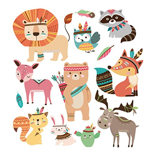 yanhonin Animal Cartoon DIY termoadhesiva Patch Craft Décor Regalo