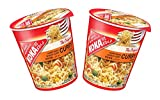 KOKA Instant Noodles Cup-Curry Flavour(70g x 2 / Pack of 2)