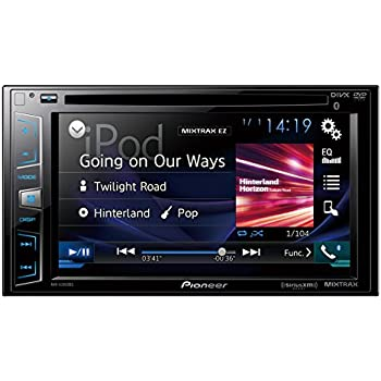 "Pioneer AVH-X2800BS In-Dash DVD Receiver with 6.2"" Display, Bluetooth, SiriusXM-Ready (Discontinued by Manufacturer)"