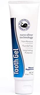 HHE Ph.D. Oral Care, Tooth Gel, Natural Peppermint, 4oz