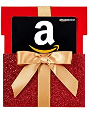 Amazon.co.uk Gift Card - Red Reveal