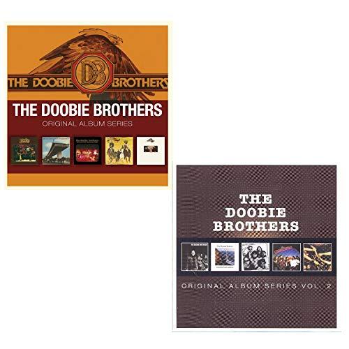 The Doobie Brothers - Original Album Series Vol. 1 and 2 - The Doobie Brothers - Greatest Hits 10 CD Album Bundling