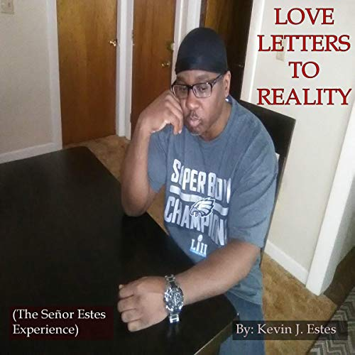 Love Letters to Reality audiobook cover art