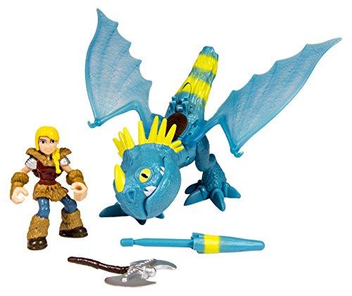 Drachenzähmen leicht gemacht - Dragon Riders Astrid und Sturmpfeil [UK Import]