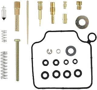 Carburetor Rebuild Repair Kit for Honda TRX350 Rancher 350 2004 2005 2006 Carb Rebuild Kit