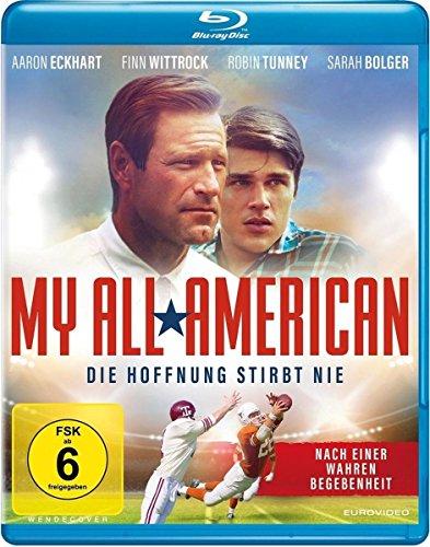 My All American - Die Hoffnung stirbt nie [Blu-ray]