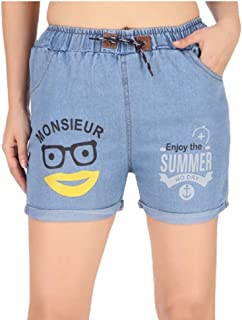 NSG summar Denim Shorts for Women's(hot Pant)