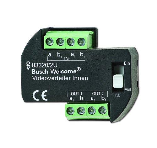 Busch-Jäger 83320/2 U Videoverteiler