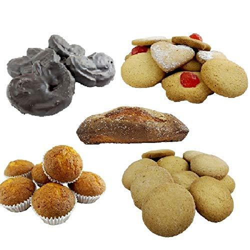 Pastas sin Gluten - Bollería Sin Gluten - Bizcocho - Magdalenas - Palmeras | Degusta Teruel