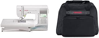 SINGER | Quantum Stylist 9960 Computerized Portable Sewing Machine with 600-Stitches with Machine Tote