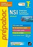 NSI Tle générale (spécialité) - Prépabac Cours & entraînement - Nouveau programme, nouveau bac (2020-2021)