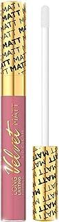 Eveline Velvet Matt Lip Cream ,No 412 9 ml