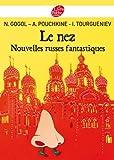 Le nez et autres nouvelles russes - Livre de Poche Jeunesse - 23/02/2011