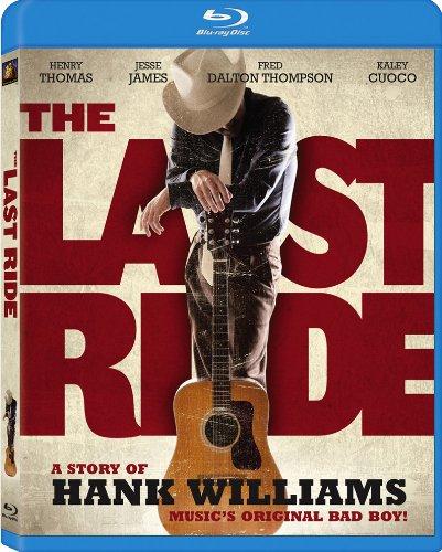 The Last Ride [Blu-ray]