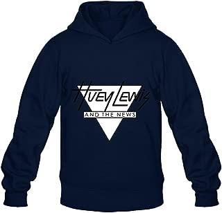 Men's Huey Lewis and The News Hoodie Sweatshirt
