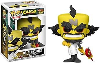 Funko Pop! Games: Crash Bandicoot Neo Cortex Collectible Figure