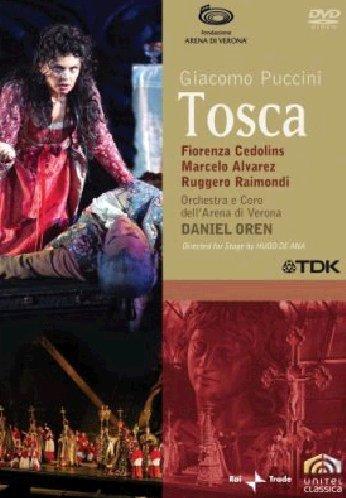 Puccini: Tosca [DVD] [2006]