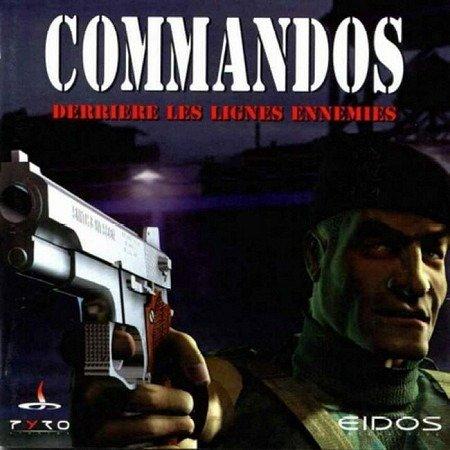 Commandos back to game (französische Version) - PEGI [Importación francesa]