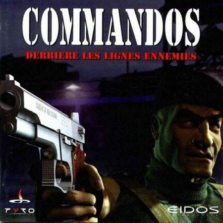 Commandos back to game (französische Version) - PEGI [Importación francesa]