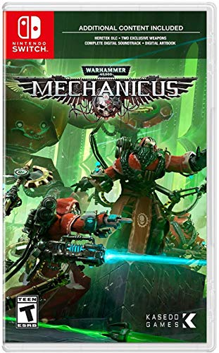 Warhammer 40K: Mechanicus for Nintendo Switch [USA]