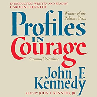 Profiles in Courage cover art