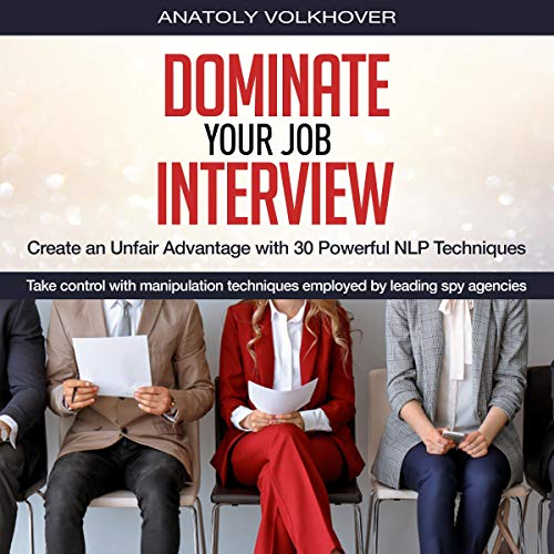 Dominate Your Job Interview cover art