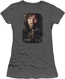 Juniors: The Hobbit: The Desolation of Smaug - Kili Poster Juniors (Slim) T-Shirt Size L