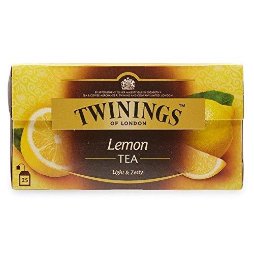 Regular dealer Twinings Black Tea with Lemon online shop 25 - International Envelop Blend