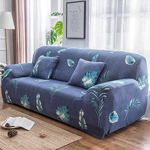 Rotagrod SofabezugSofabezug StretchcouchbezugElastischerSofabezugfürWohnsofa SofasForros para Muebles De Sala-Color_1_2Seater (145-185Cm) _