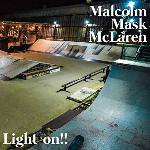 Malcolm Mask Mclaren