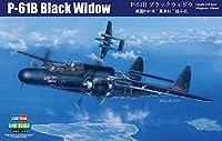 ホビーボス 1/48 エアクラフトシリーズ アメリカ空軍 P-61B ブラックウィドウ プラモデル 81731