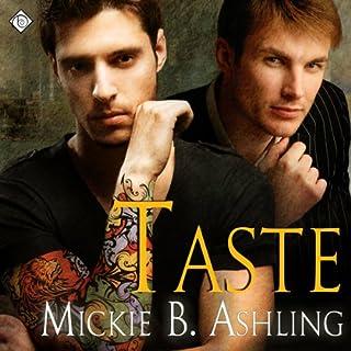 Taste audiobook cover art