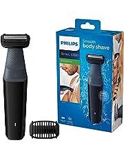 Philips Series 3000 Showerproof Body Groomer with Skin Comfort System