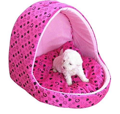 Hondenhok Hondenhok Winddicht Slippers Puppy Design Kat Hondenmand Hondenhok voor middelgrote honden