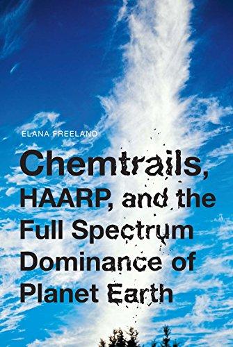 Chemtrails, HAARP un planētas Zeme pilna spektra dominance (izdevums angļu valodā)
