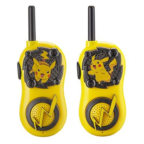 Pikachu Walkie Talkies Set