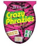 Sit & Solve® Crazy Phrazies (Sit & Solve® Series)