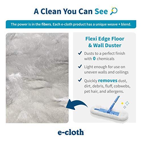 E-Cloth Flexi Edge Microfiber Floor & Wall Duster Head
