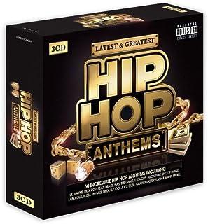 Latest & Greatest Hip-Hop Anthems / Various