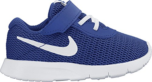 Nike Tanjun (TDV), Baskets Basses Mixte Bébé, Azul (Game Royal/White), 27 EU