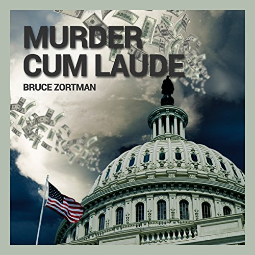 Murder Cum Laude audiobook cover art