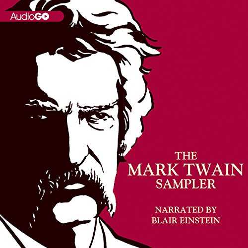 The Mark Twain Sampler  Audiolibri