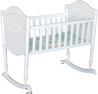 DaVinci Chloe Cradle in White (Discontinued by Manufacturer)