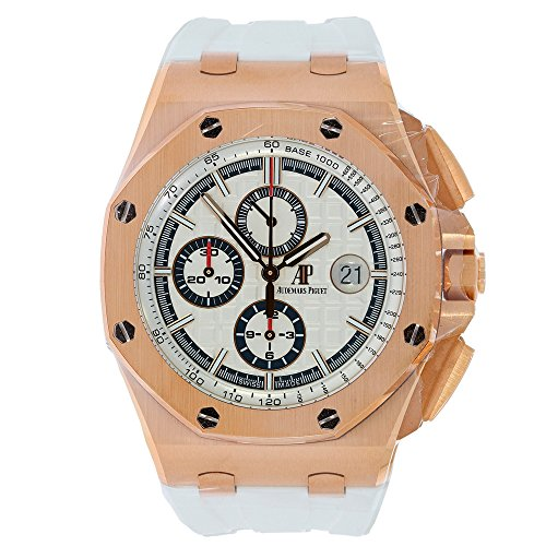 AUDEMARS PIGUET ROYAL OAK OFFSHORE 18K ROSE GOLD (BYBLOS EDITION) 26408OR.OO.A010CA.01.99