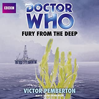 Doctor Who: Fury from the Deep cover art