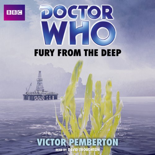 Doctor Who: Fury from the Deep audiobook cover art