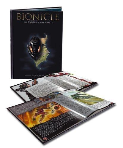 Bionicle Buch - Das Universum von Makuta