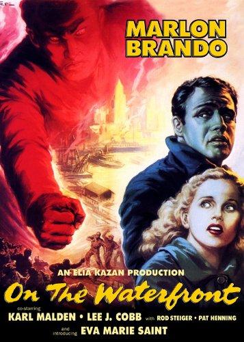 On the Waterfront Poster Movie D 11x17 Marlon Brando Rod Steiger Eva Marie Saint Lee J. Cobb