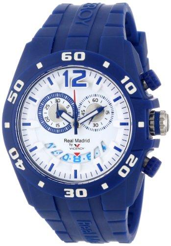 Viceroy 432853-35 - Reloj de Pulsera Mujer, Caucho, Color Azul